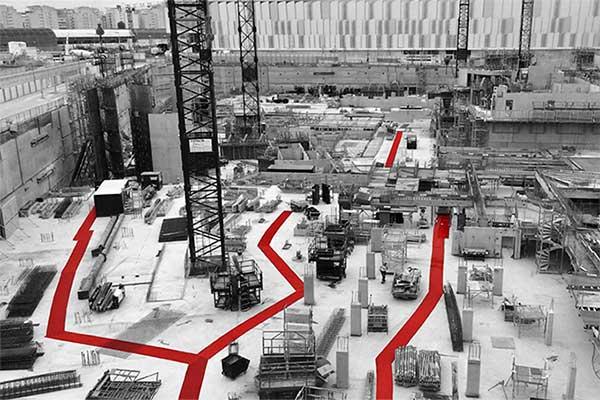 Safety walkway mat Saudi Arabia UAE Oman Bahrain Kuwait Qatar Lebanon Azerbaijan Egypt Dubai Jeddah Russia Middle East Doka Gulf Combisafe TCE Honeywell TSS GCC 21