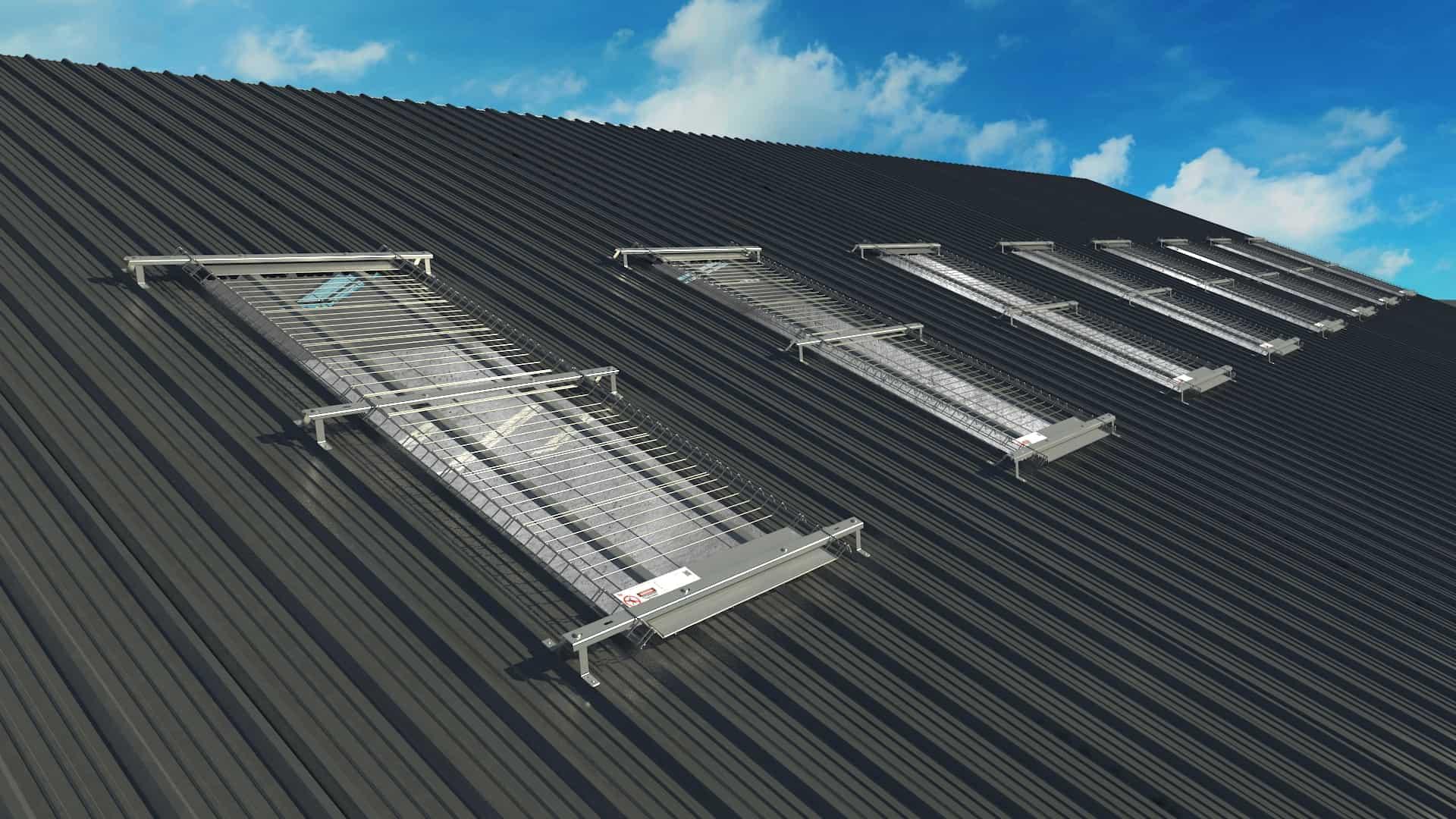 Skylight Roof Safety Protection Edge Protection Safety Net Fan Fall Arrest UAE DUbai Saudi Arabia Kuwait qatar Oman Bahrain SHarjah Abu dhabi Egypt TSS Total Safety SOlution