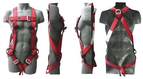 Personal Protective Equipment PPE kit body harness lanyards Construction Saudi Arabia UAE Oman Bahrain Kuwait Qatar Lebanon Azerbaijan Egypt Dubai Jordan Russia ME Doka Gulf Combisafe TCE TSS 45