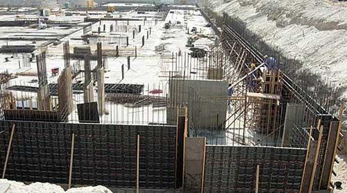 DOKA Plastic Formwork system GEOplast Construction Saudi Arabia UAE Oman Bahrain Kuwait Qatar Lebanon Azerbaijan Egypt Dubai Jordan Russia Middle East Doka Gulf Combisafe TSS