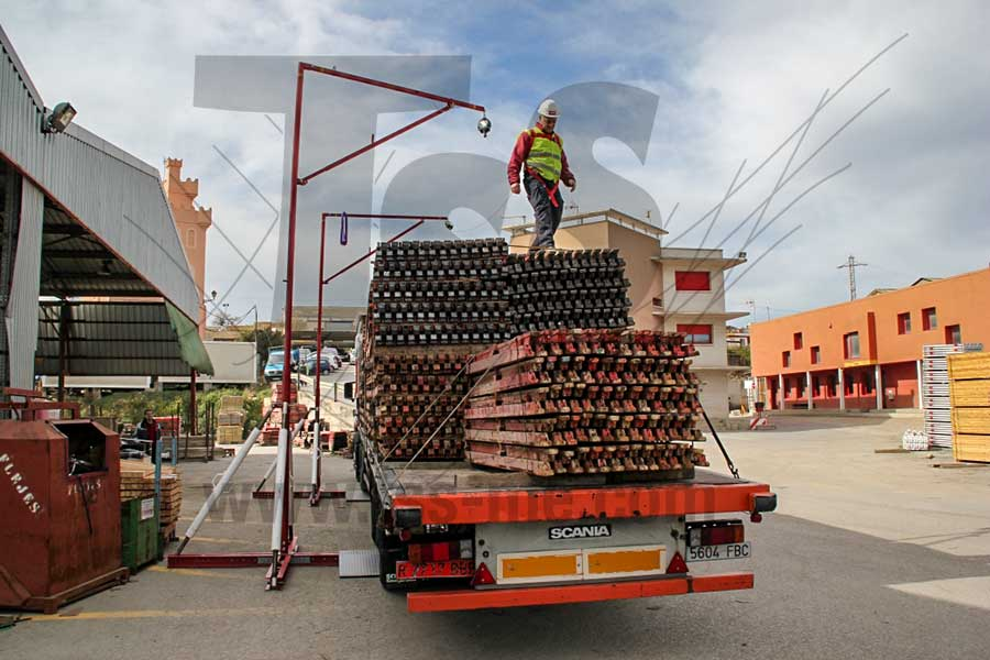 alsipercha MF COUNTERWEIGHT SYSTEM Fall Arrest application construction Saudi Arabia UAE Oman Bahrain Kuwait Qatar Lebanon Azerbaijan Egypt Dubai Jordan Russia ME Doka Gulf Combisafe keeSafety TSS