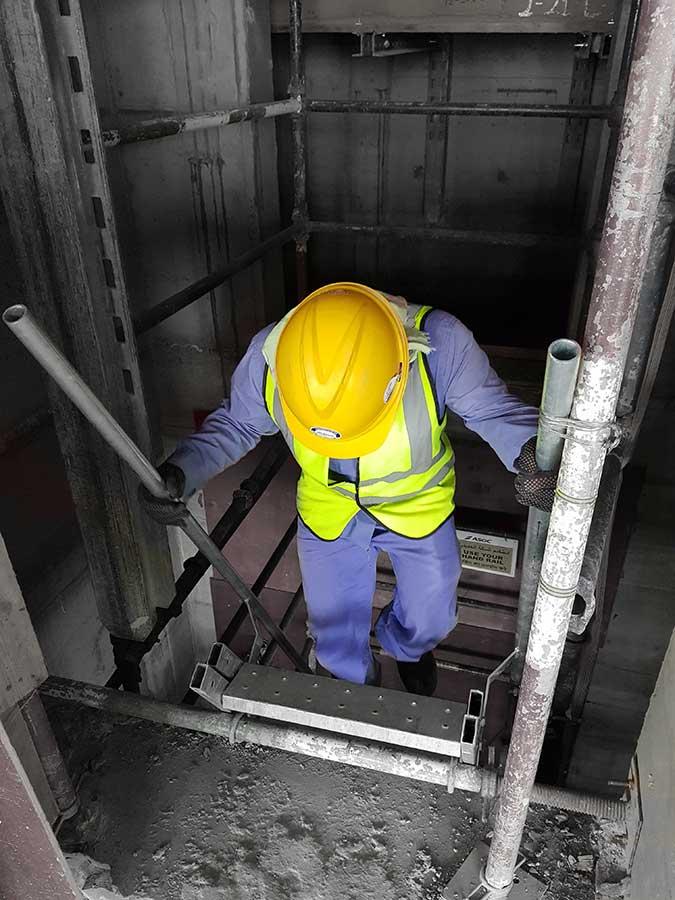 Ladder-Stair-Ladstair-stair-ladder-handrail-Edge-Protection-SYSTEM-Safety-Saudi-Arabia-UAE-Oman-Bahrain-Kuwait-Qatar-Lebanon-Azerbaijan-Egypt-Dubai-Jeddah-ME-Doka-Scaffold-Combisafe-TCE-Honeywell-GCC-7