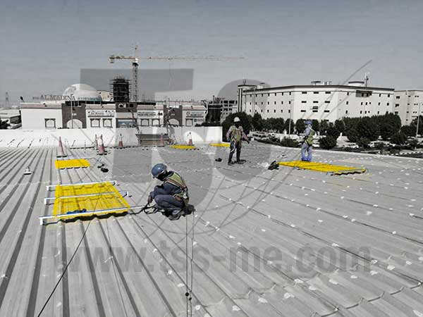 roof Safety system Skylight Protection Saudi-Arabia-UAE-Oman-Bahrain-Kuwait-Qatar-Lebanon-Azerbaijan-Egypt-Dubai-Jeddah ME Doka Scaffold Combisafe-TCE-Honeywell-GCC 55