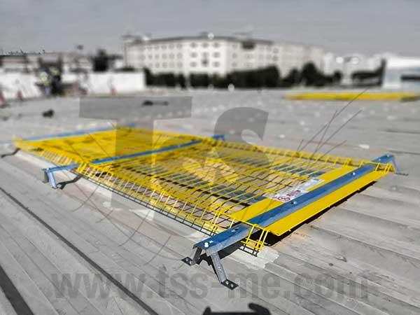 roof Safety system Skylight Protection Saudi-Arabia-UAE-Oman-Bahrain-Kuwait-Qatar-Lebanon-Azerbaijan-Egypt-Dubai-Jeddah ME Doka Scaffold Combisafe-TCE-Honeywell-GCC 66